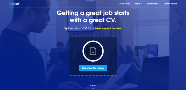 Reviews on cv writing companies