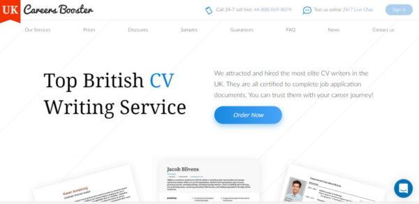 UK.CareersBooster.com