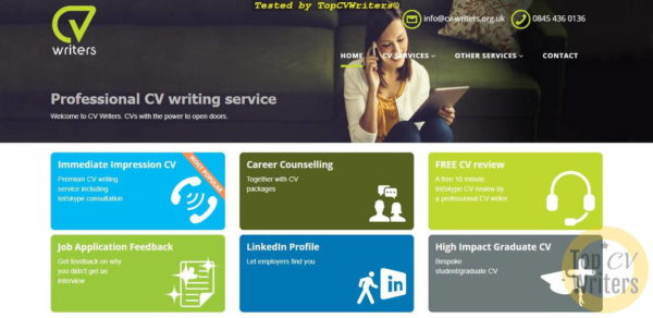 CV-Writers.org.uk