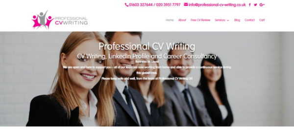 Professional-CV-Writing.co.uk