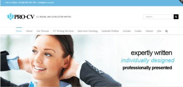 Pro-CV.co.uk