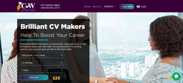 CvWritings.co.uk
