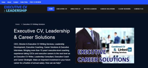 ExecutiveCV.net